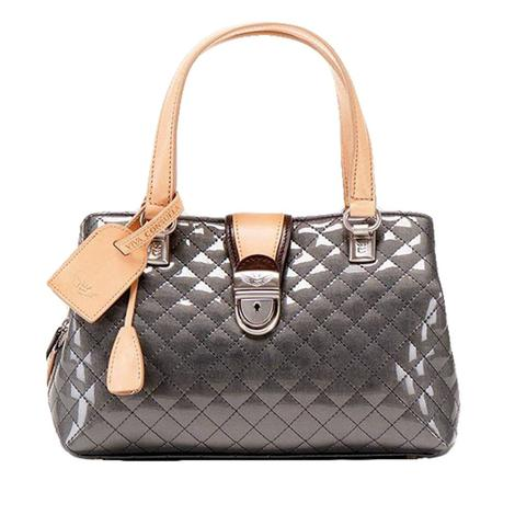 Consuela Classic Candy Crush Small Handbag - Smoke