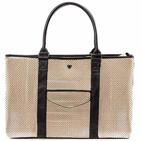 VIP Travel Tote in Forever Gold