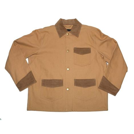 Outback Trading Co Canvas Unlined Brush Cowboy Jacket
