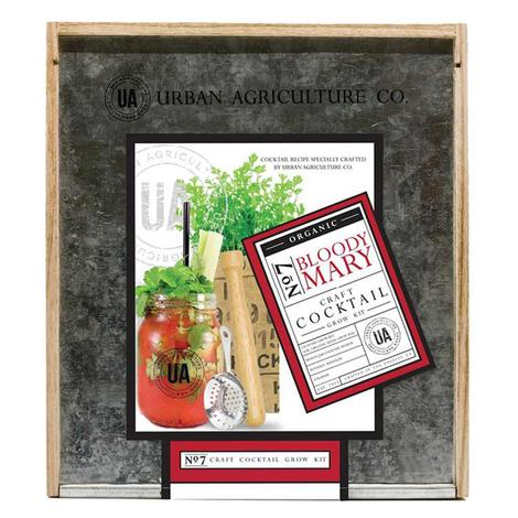 Urban Agriculture Co. Grow Your Own Bloody Mary Kit
