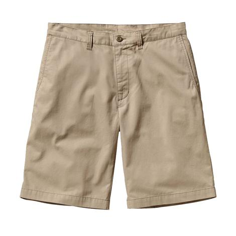 Patagonia Khaki All-Wear 10in Men's Shorts