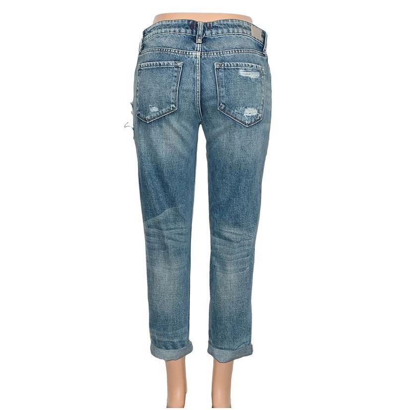 Dear John Womens Madison Girlfriend Jeans