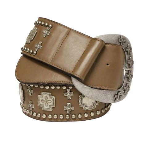 Double D Ranch Cristo Rey Women's Belt