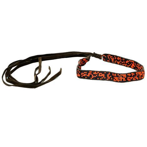 KM Assorted Multicolored Bling Beaded Headbands