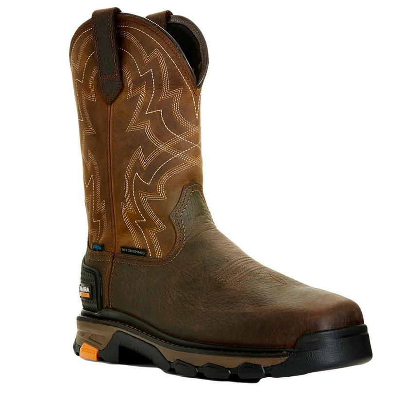 Ariat Intrepid Force H2o Waterproof Saftey Toe Men's Boots