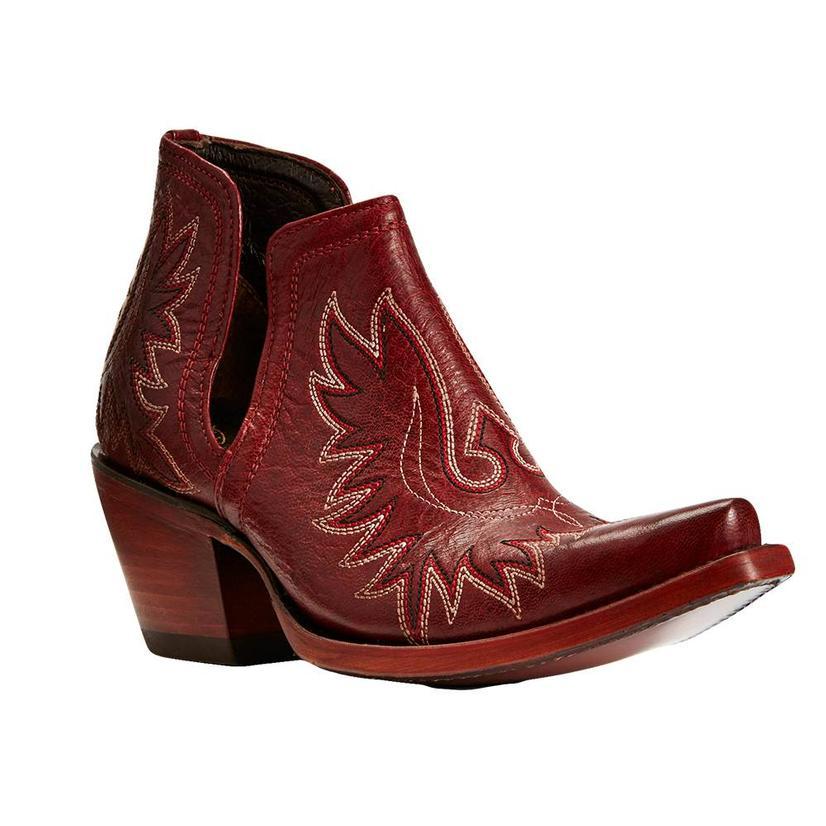 Ariat Dixon Sangria Shortie Women's Boots