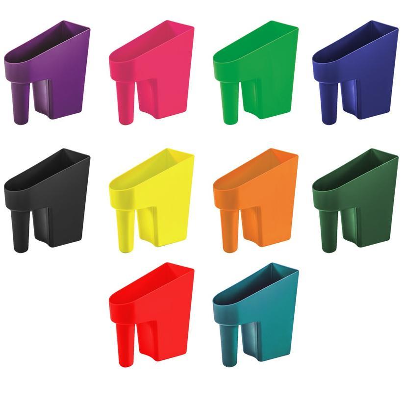 Feed Scoop 1 Quart Assorted Colors