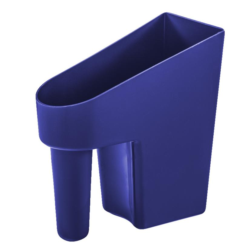Feed Scoop 1 Quart Assorted Colors ROYAL_BLUE
