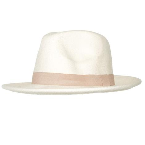 13d7262edc0 STT Wild Bill Felt Hat - White and Cream
