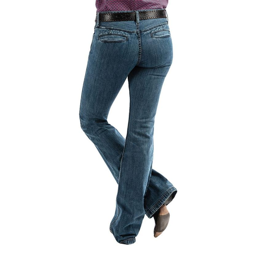 Cinch Lynden Slim Fit Women's Trouser Jeans