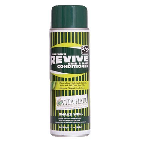 Sullivan's Revive Hair Conditioner Spray 17oz