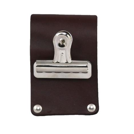 Sullivan's Exhibitor Number Clip - Brown