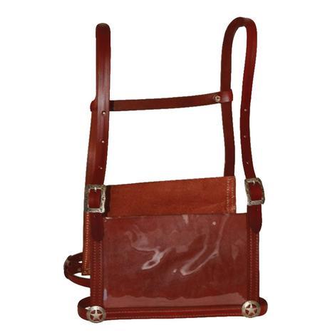 Sullivan's Leather Exhibitor Harness - Brown Small