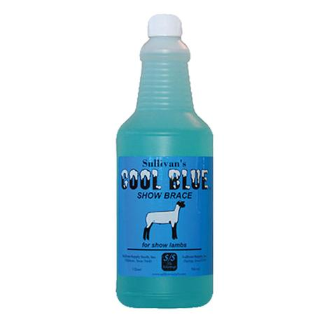 Sullivan's Cool Blue Show Brace for Lambs - Quart