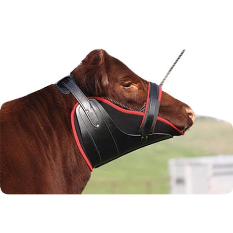 Hybrid Heat Neck Sweat with Chafing Pad for Show Cattle