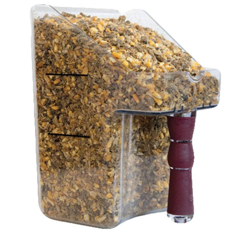 Sullivan's Smart Feed Scoop - Gallon