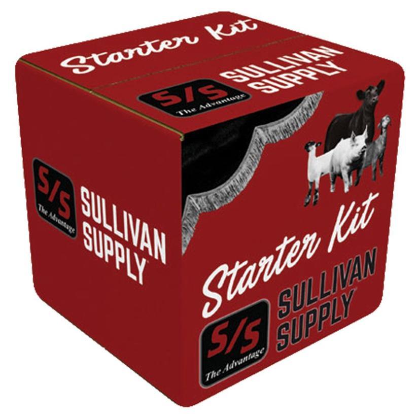 Sullivan Supply Starter Pack For Goats