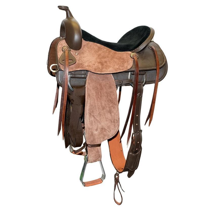 Used Cashel Lite Trail Saddle