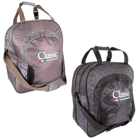 Classic Rope Super Deluxe Rope Bag - Black Slash or Caribou Slash