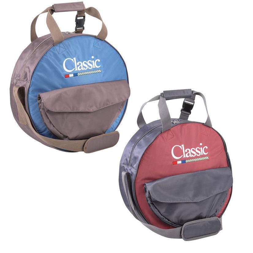 Classic Rope Junior Rope Bag - Denim Caribou Or Marsala Grey