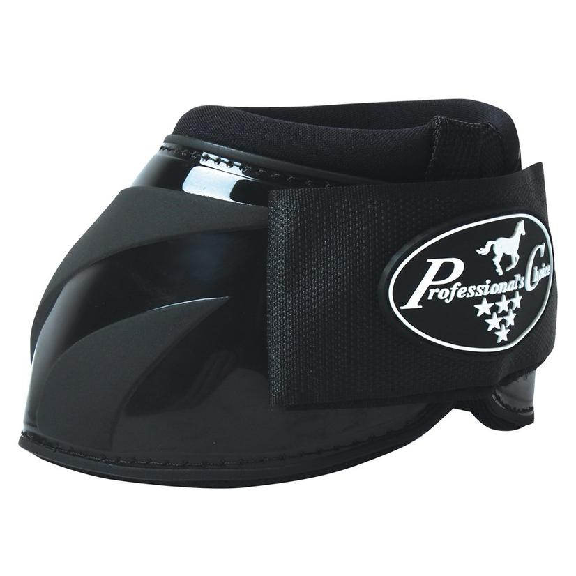 Professional Choice Spartan II Bell Boots BLACK