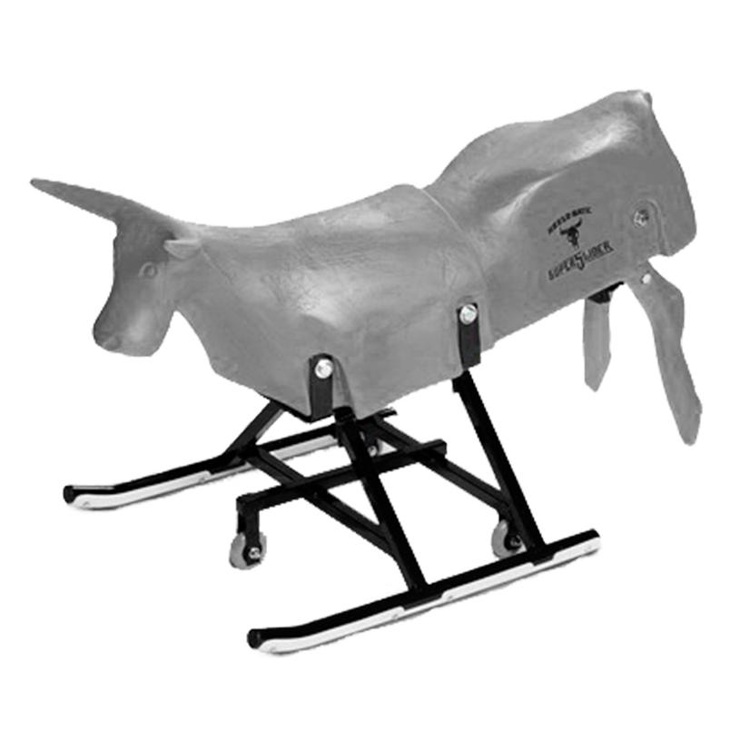 Heel- O- Matic Super Slider Roping Dummy