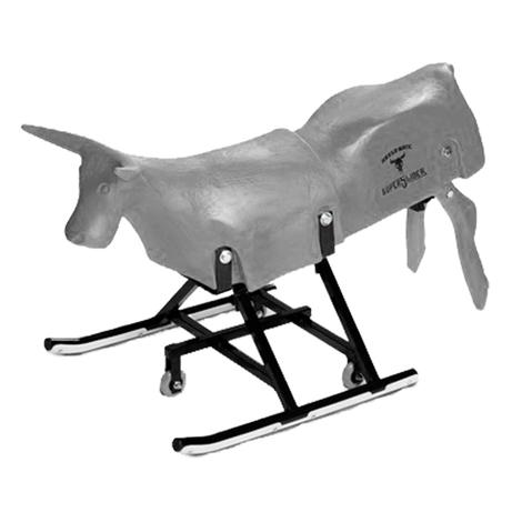 Heel-O-Matic Super Slider Roping Dummy
