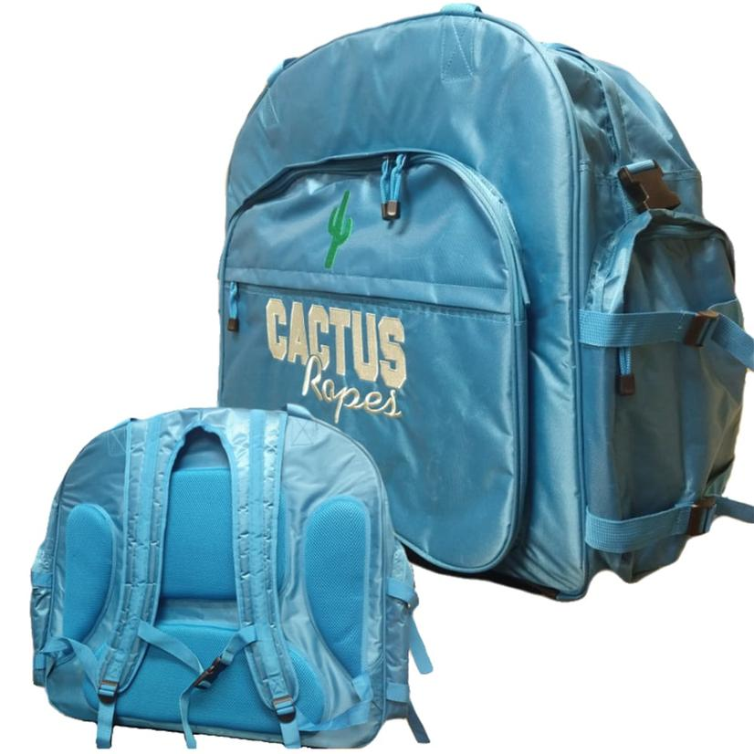 Cactus Ropes Excursion Bag with Ice Pockets TURQUOISE