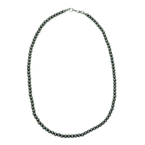 Navajo Pearl Necklace 5mm x 20inches