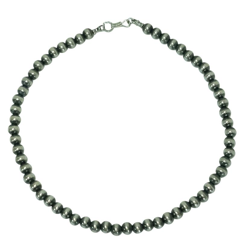 Navajo Pearl Necklace 7mm X 16inches