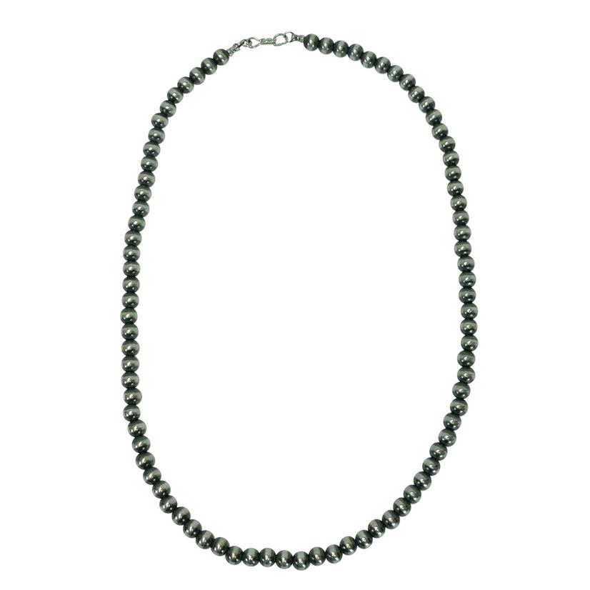 Navajo Pearl Necklace 7mm X 22inches