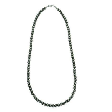 Navajo Pearl Necklace 7mm x 24inches