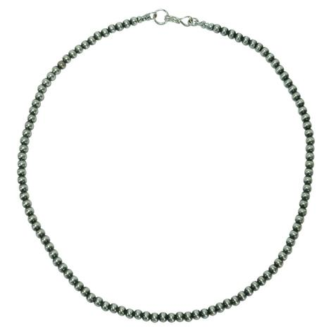 Navajo Pearl Necklace 4mm x 16inches