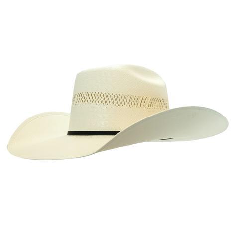 Resistol CJ Hootie Natural Straw Hat