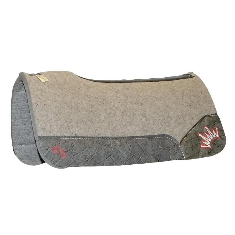 Kush Grey Elephant Wear Leather Pads 1x30x30