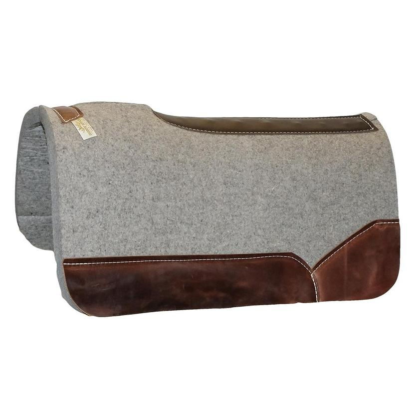 Kush Tan Oiled Wear Leather Pads 1x30x30