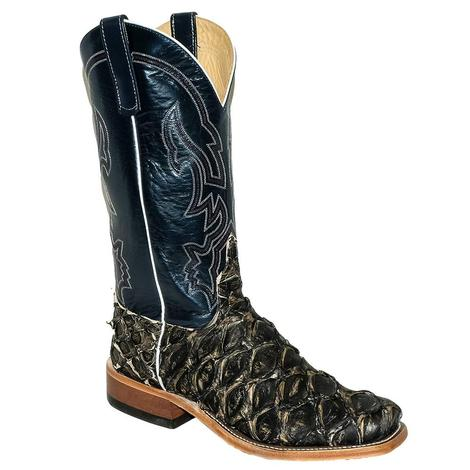 Anderson Bean Brn Raven Big Bass in Regal Lustre Men's Boots