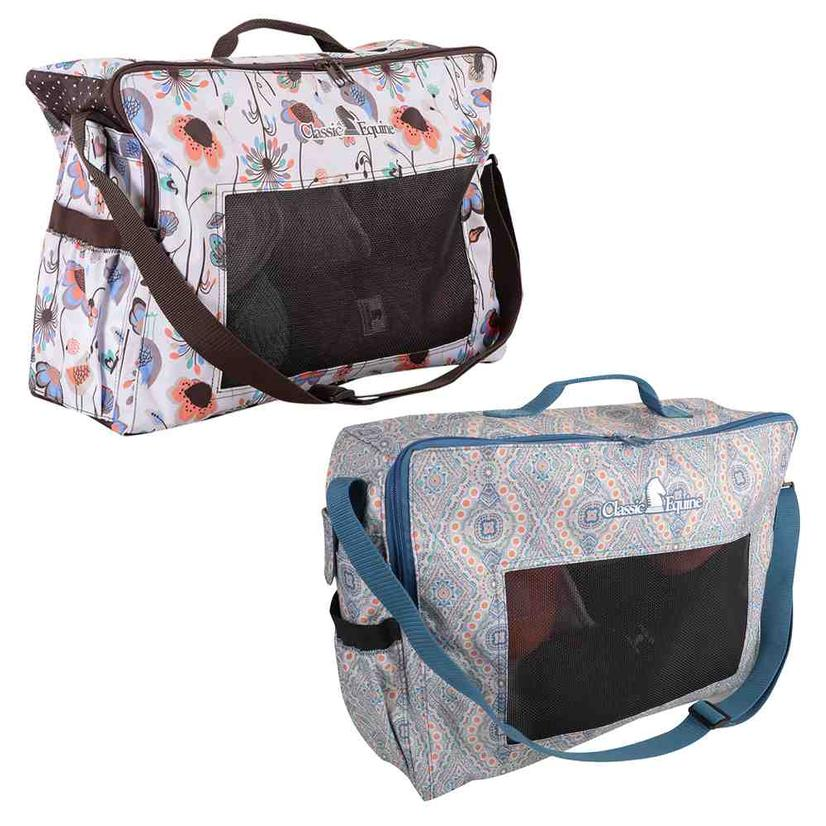 Classic Equine Boot Accessory Tote Prints 2019