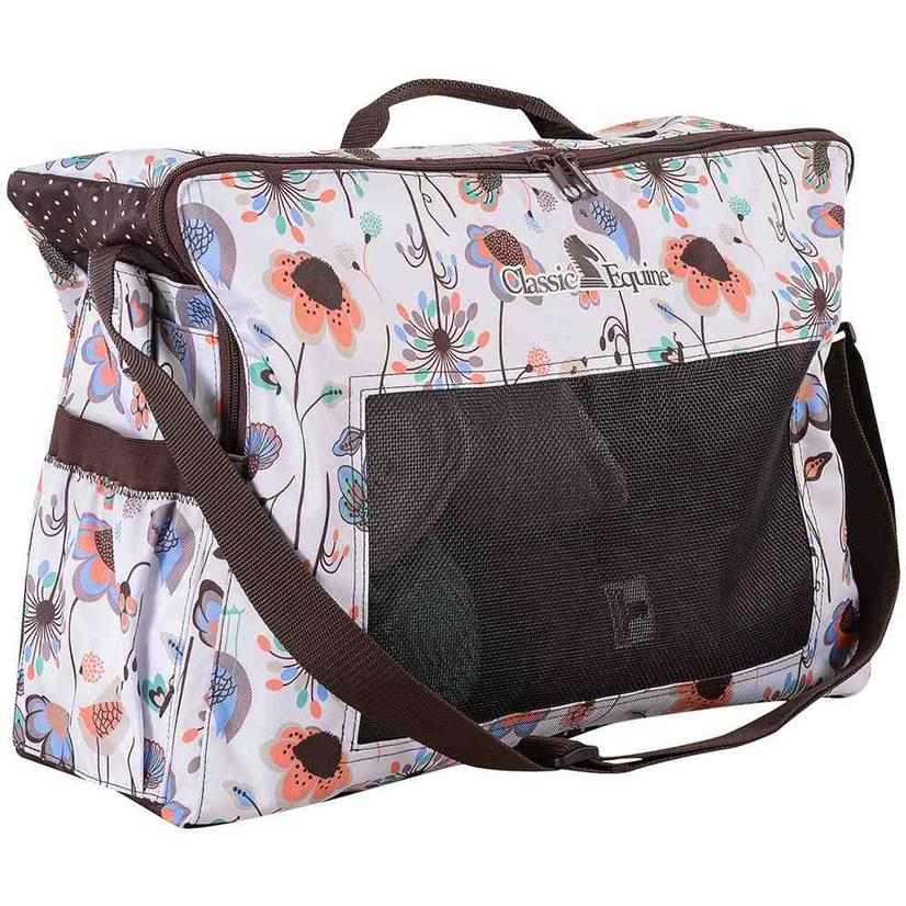 Classic Equine Boot Accessory Tote Prints 2019 INBLOOM