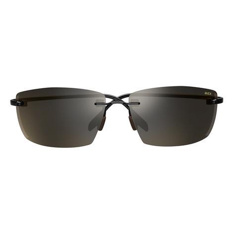 BEX Syntra Sunglasses - Black/Brown