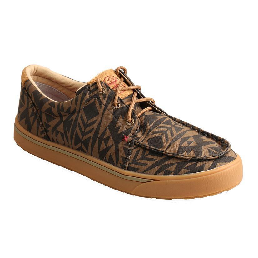 Twisted X Hooey Loper Lace Up Men's Shoe