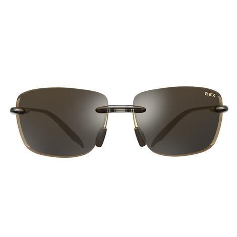 BEX Jaxyn III Tortoise and Brown Sunglasses