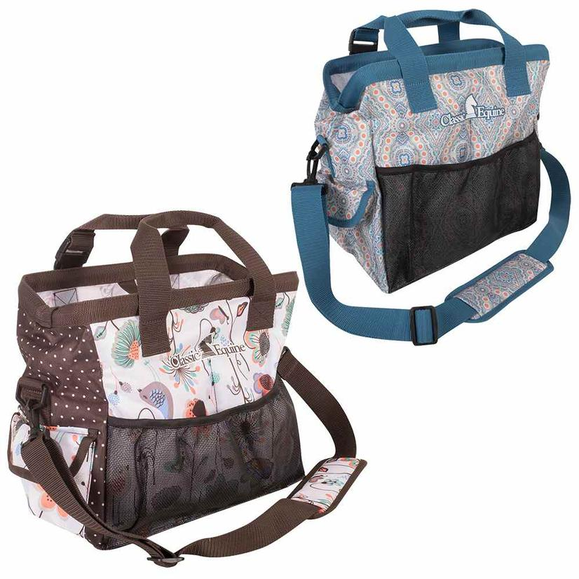 Classic Equine Groom Tote Prints - Inbloom Or Sundance