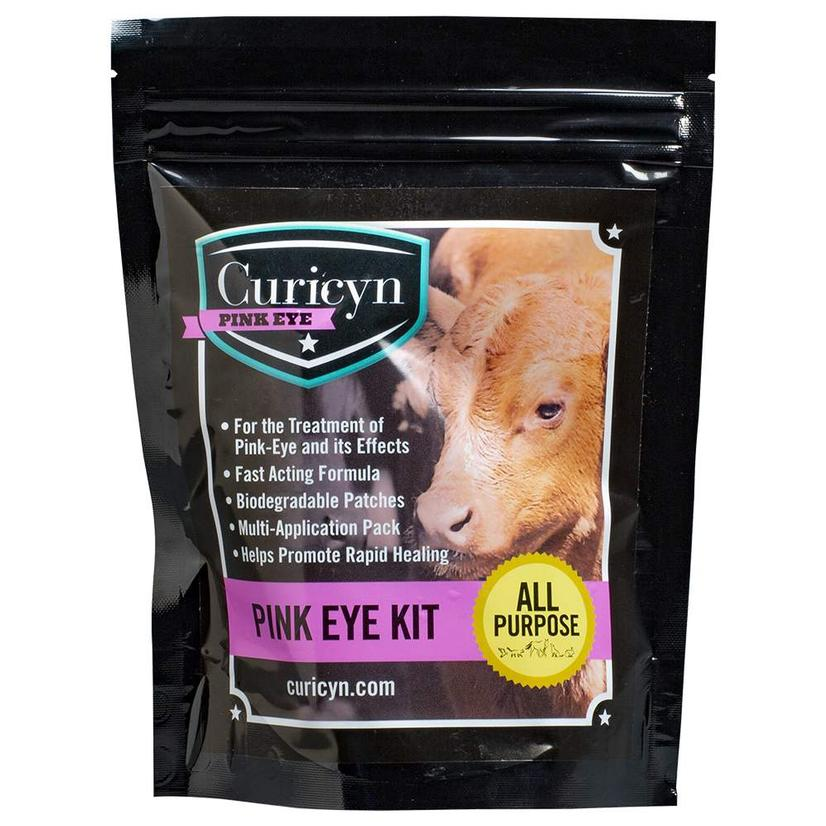 Curicyn Pink Eye Treatment Kit