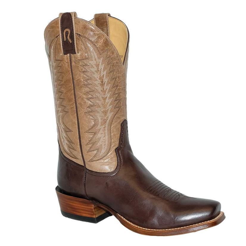 Rod Patrick Chocolate Cayuse Boots