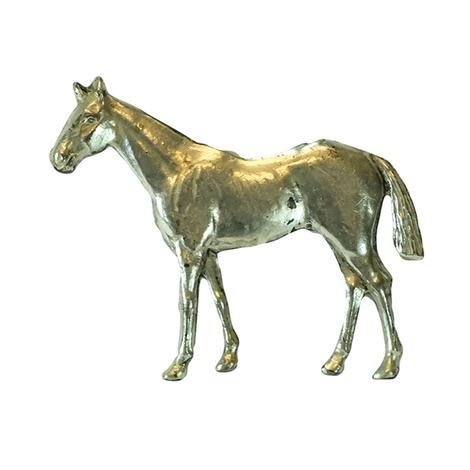 Sterling Silver Vintage Horse Pin