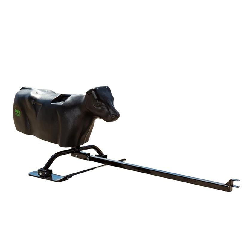 Smarty JR Roping Dummy by Smarty Training BLACK