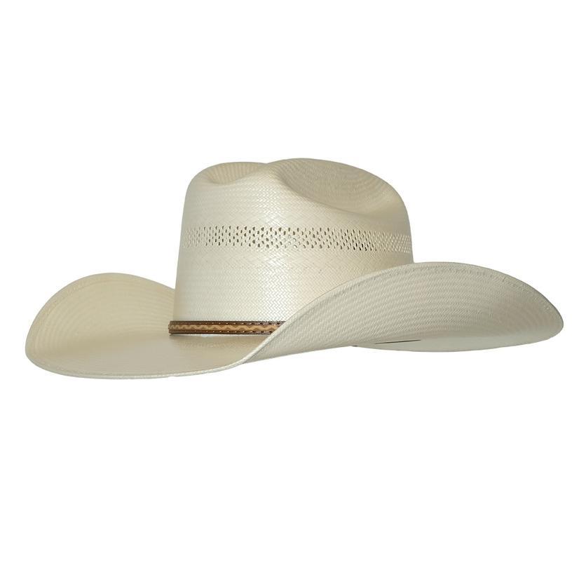 Ariat 10x 4.25 Brim Natural Straw Hat