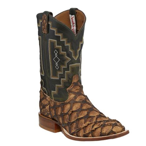 Tony Lama Leviathan Chocolate Men's Boots