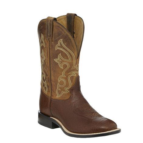 Tony Lama Crowell Tan Men's Boots